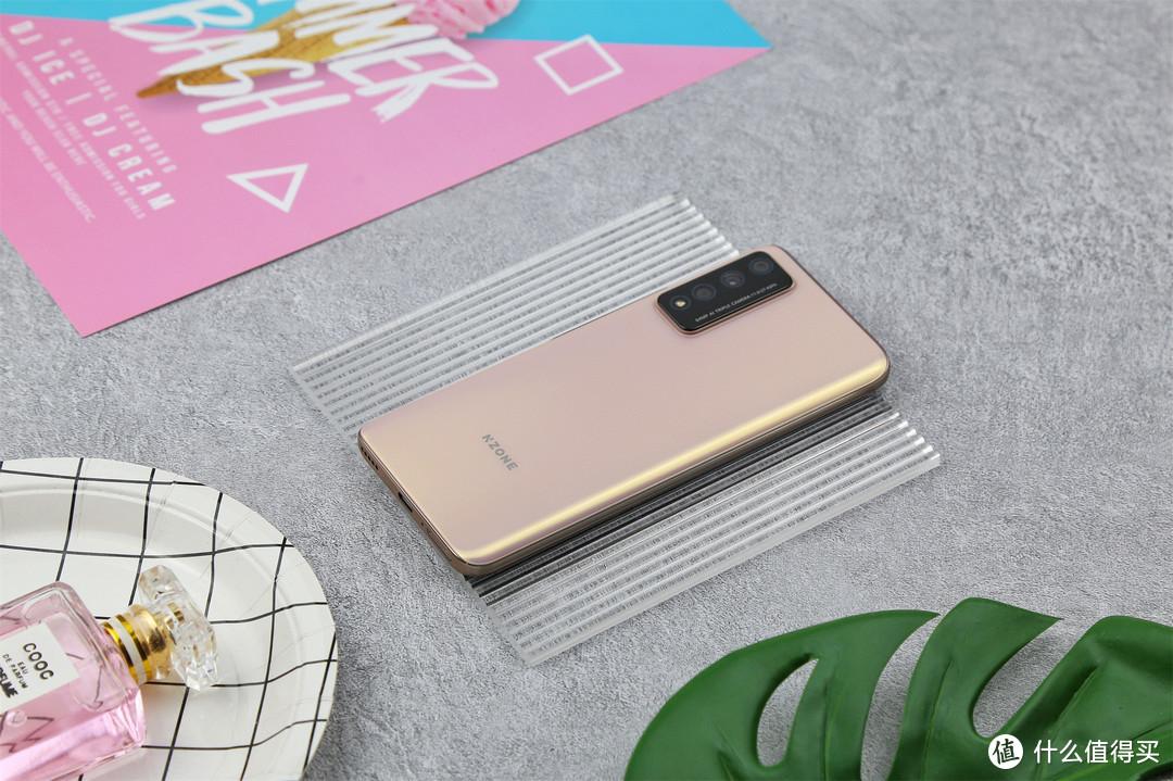 动感地带的兄弟品牌?NZONE S7 Pro 5G手机图赏,颜值续航全都有