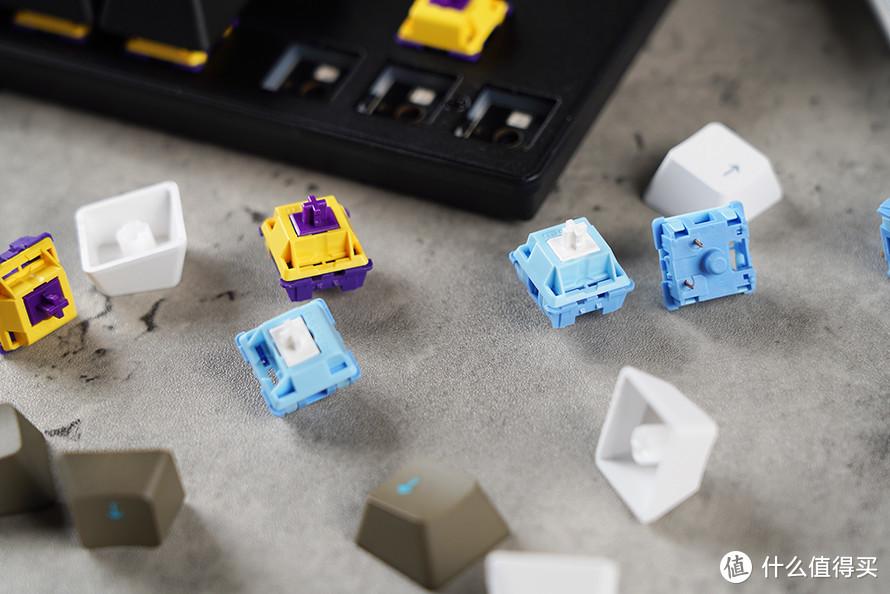 达尔优A87三模键盘:日渐趋于完善的优秀机械键盘