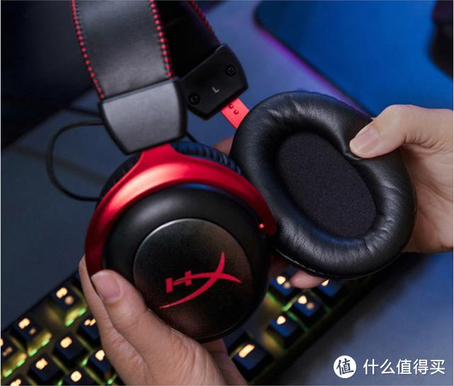 Hyperx飓风无线游戏耳机,不止是看上去是专业游戏耳机