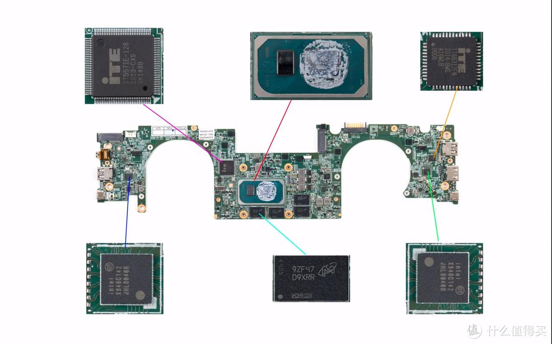 intel英特尔NUC M15 Laptop Kit 11代白牌笔记本 拆机综合性能评测