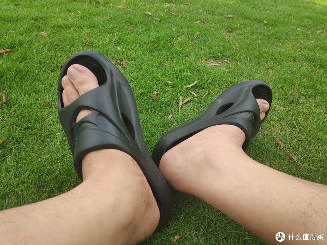 咕咚运动舒缓拖鞋来喽