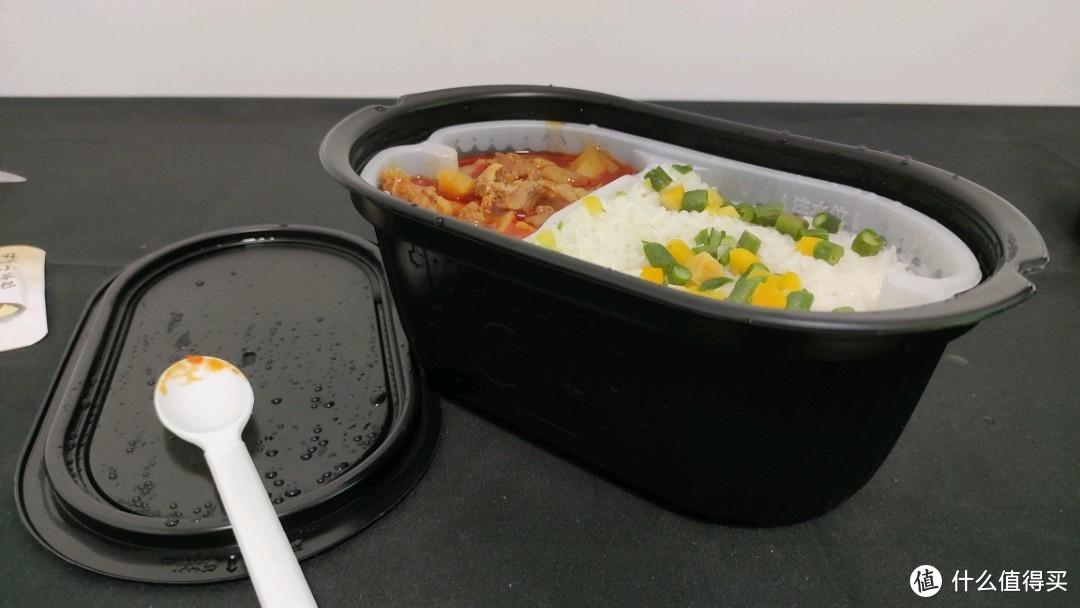开小灶自热米饭,贵的有理由