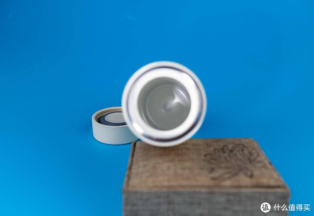 小巧轻便的随行保温杯全格陶瓷口袋保温杯 KD-100轻体验