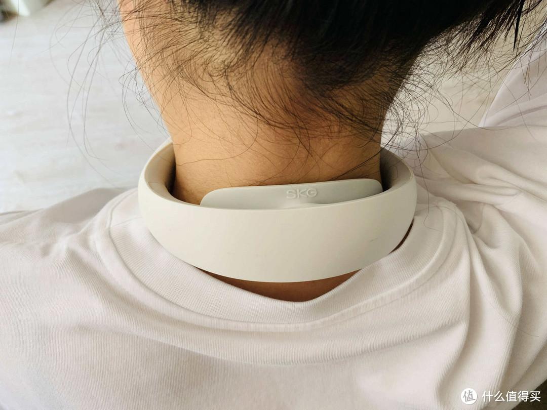 对你的颈椎好一点,每天按摩一下吧,4款热门颈部按摩仪横评
