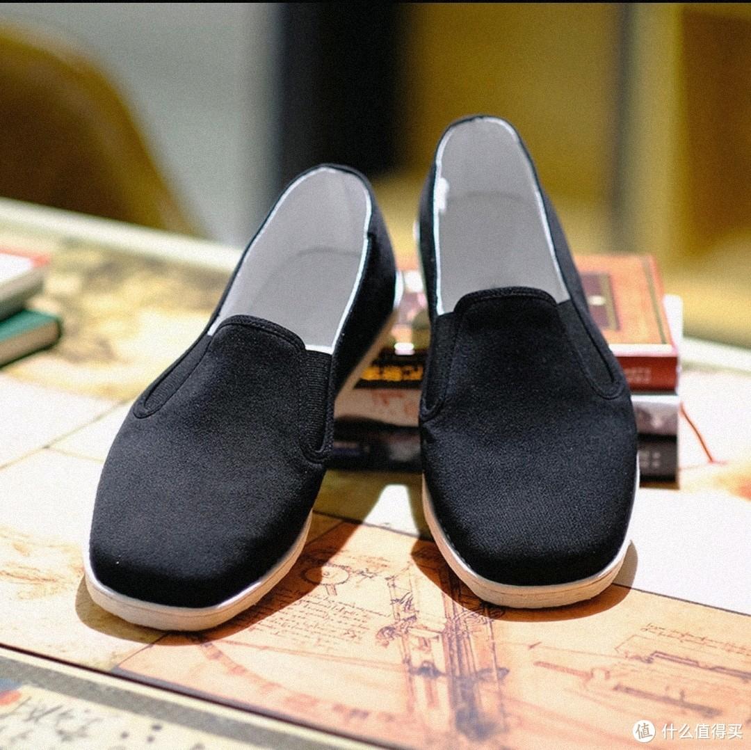 传统的回归,千层底布鞋推荐