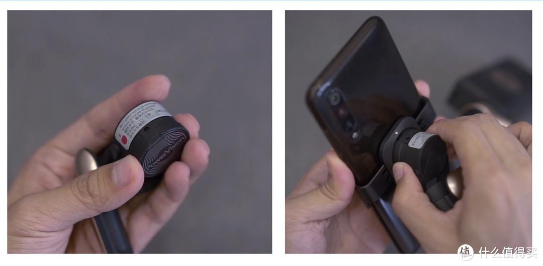 全能手机伴侣,随动S1口袋手机云台体验