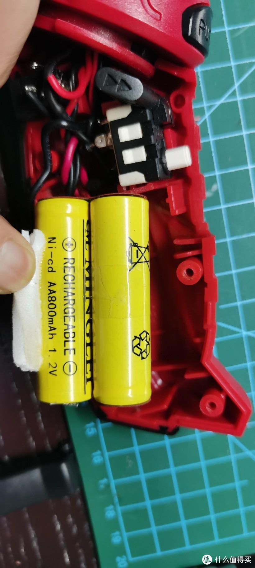 大换血,尼奥动力3.6v电起子