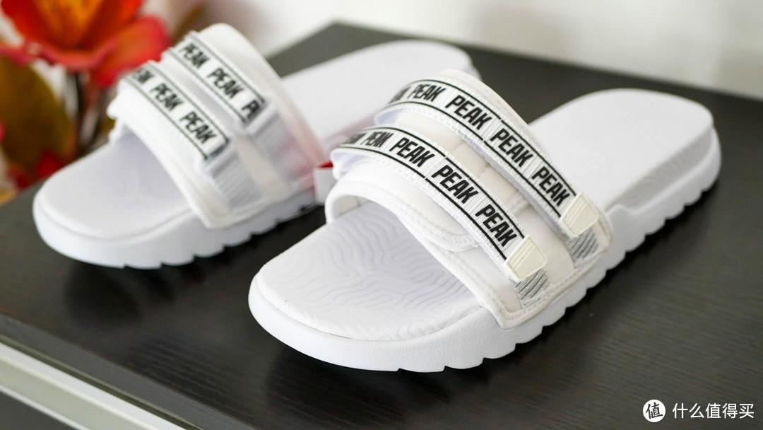 一百块钱买双国产拖鞋?匹克态极拖鞋,多角度主观评测