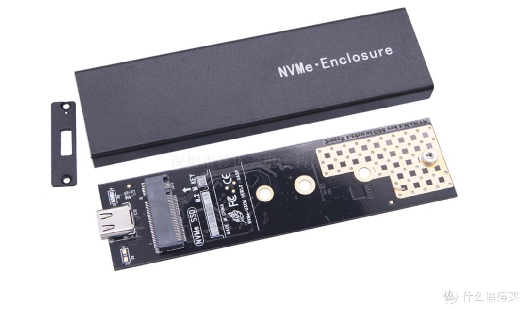 1TB NVME移动固态硬盘组装使用与安装win togo踩坑记录