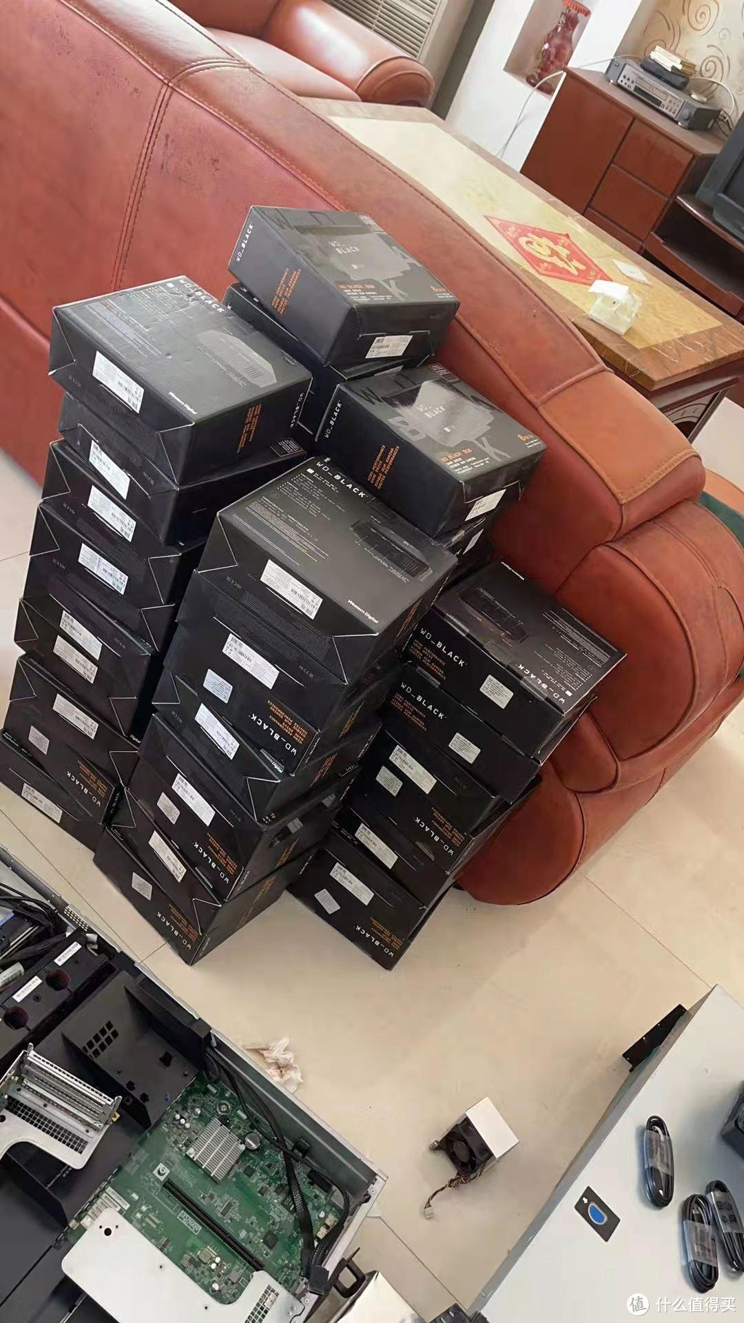 抄作业!实拍硬盘大户们从亚马逊都批量采购些啥?海淘值得买的固态硬盘清单送上!