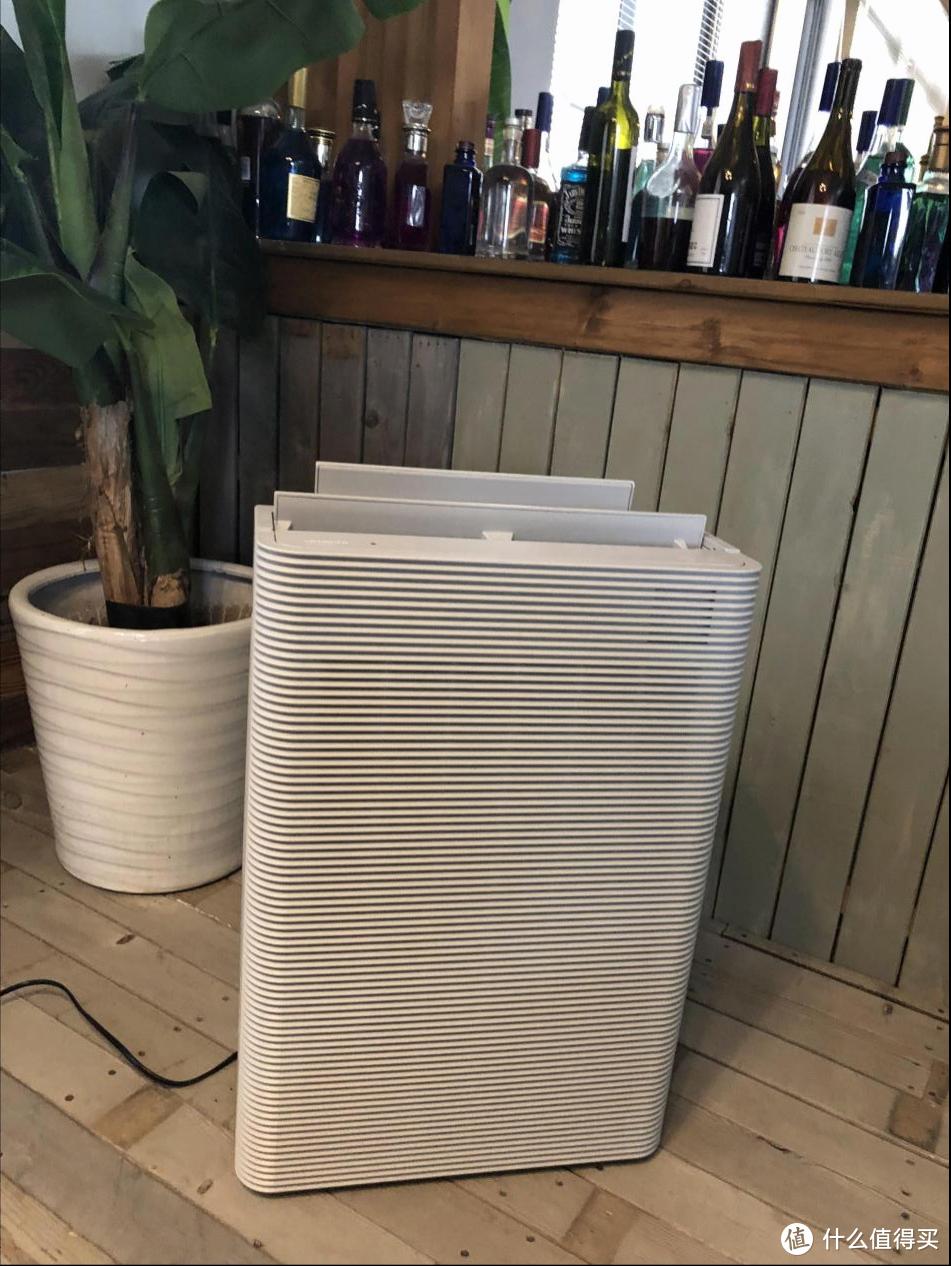始于颜值 终于内涵的家居好帮手——日立 EP-PF120C空气净化器测评