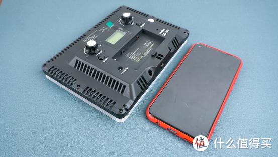 灯光黑科技-耐思声控全彩渐变影视灯TC-368产品开箱评测