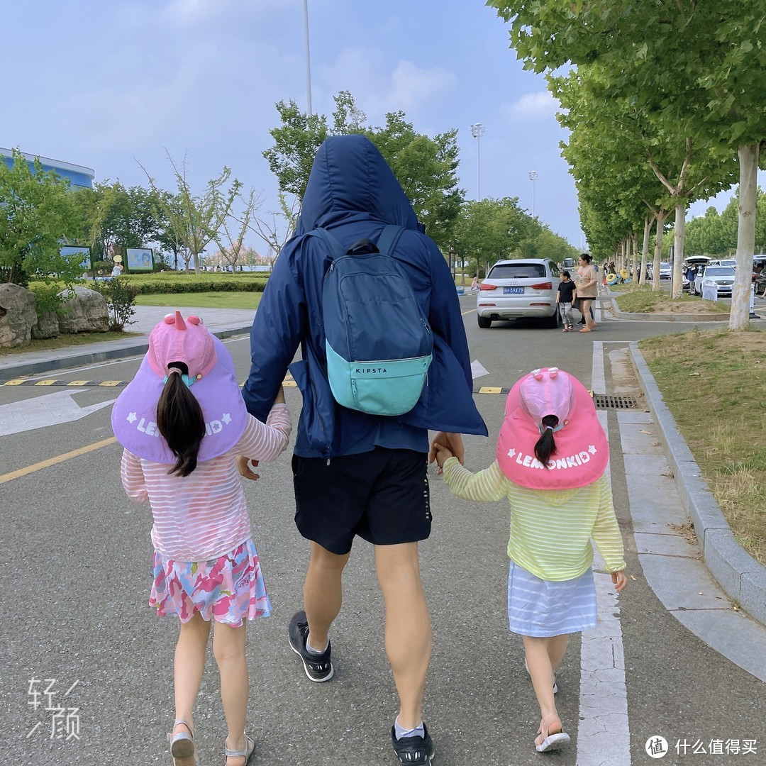 每个孩子夏日都该有的一顶帽子—lemonkid(柠檬宝宝)防晒帽