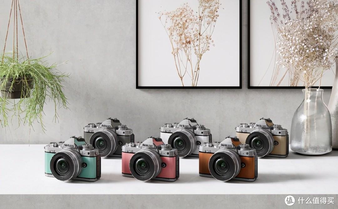 尼康发布复古相机Z fc 及两款镜头