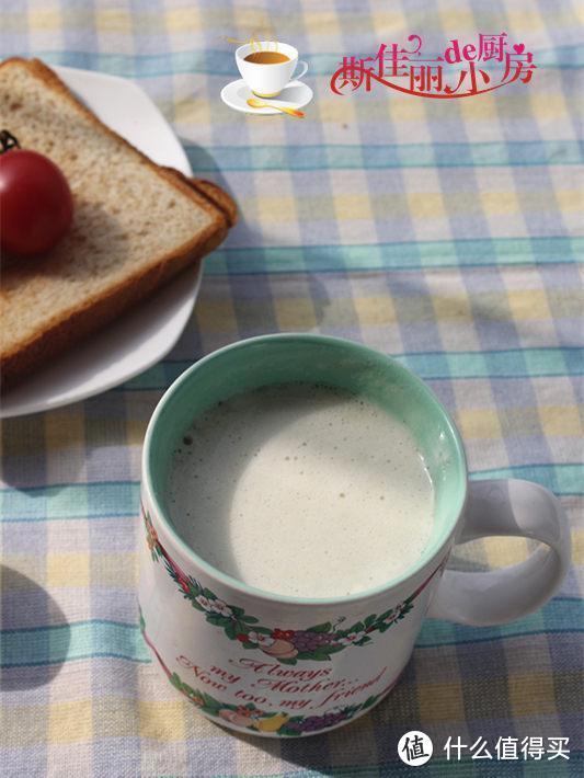 早餐别错过它,高蛋白低脂肪,补钙又补脑,每天一杯体质越来越好