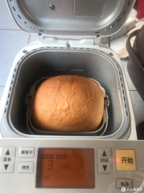 618购买的松下面包机测评!一顿美味的早餐,从这里开始!