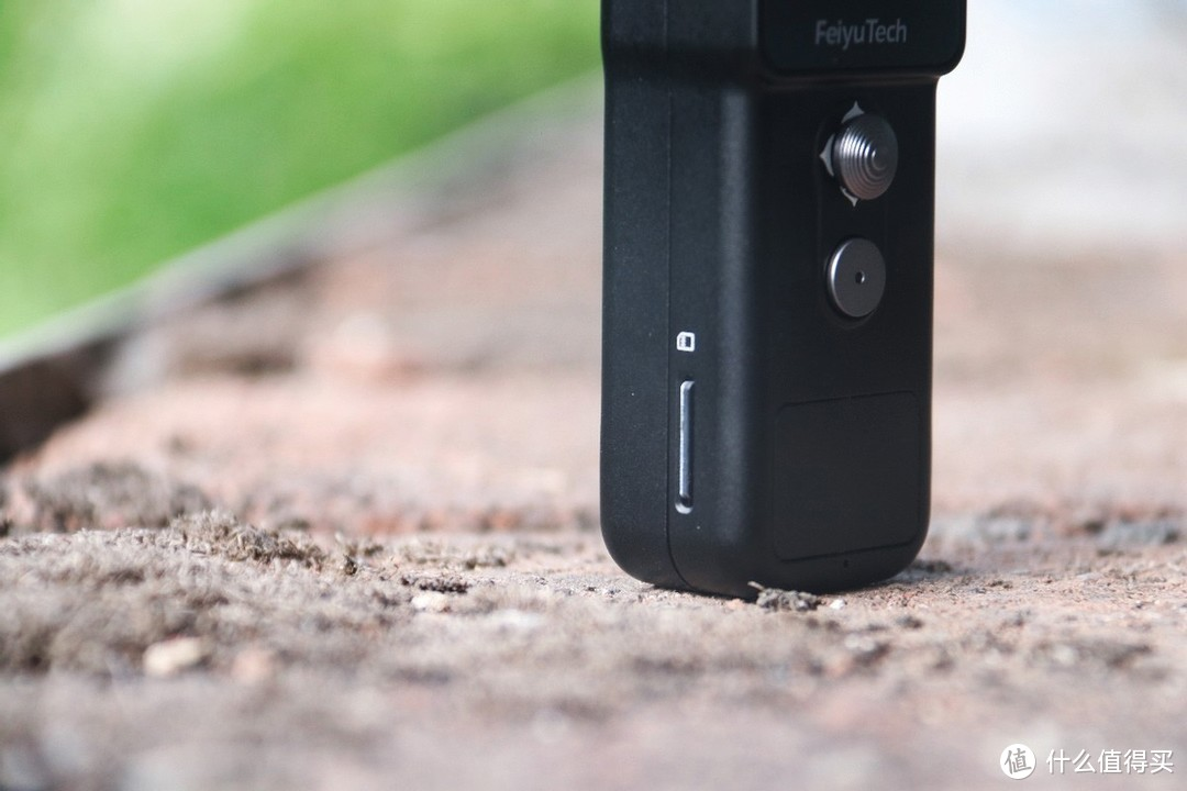 想踏入vlog大家庭打call?或许你还缺一台够味的Feiyu pocket 2