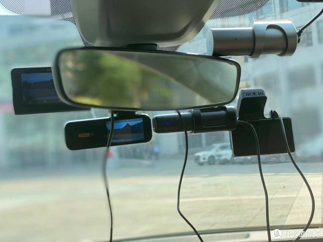 4款热销4K高清行车记录仪横评:买错了哭都找不着调