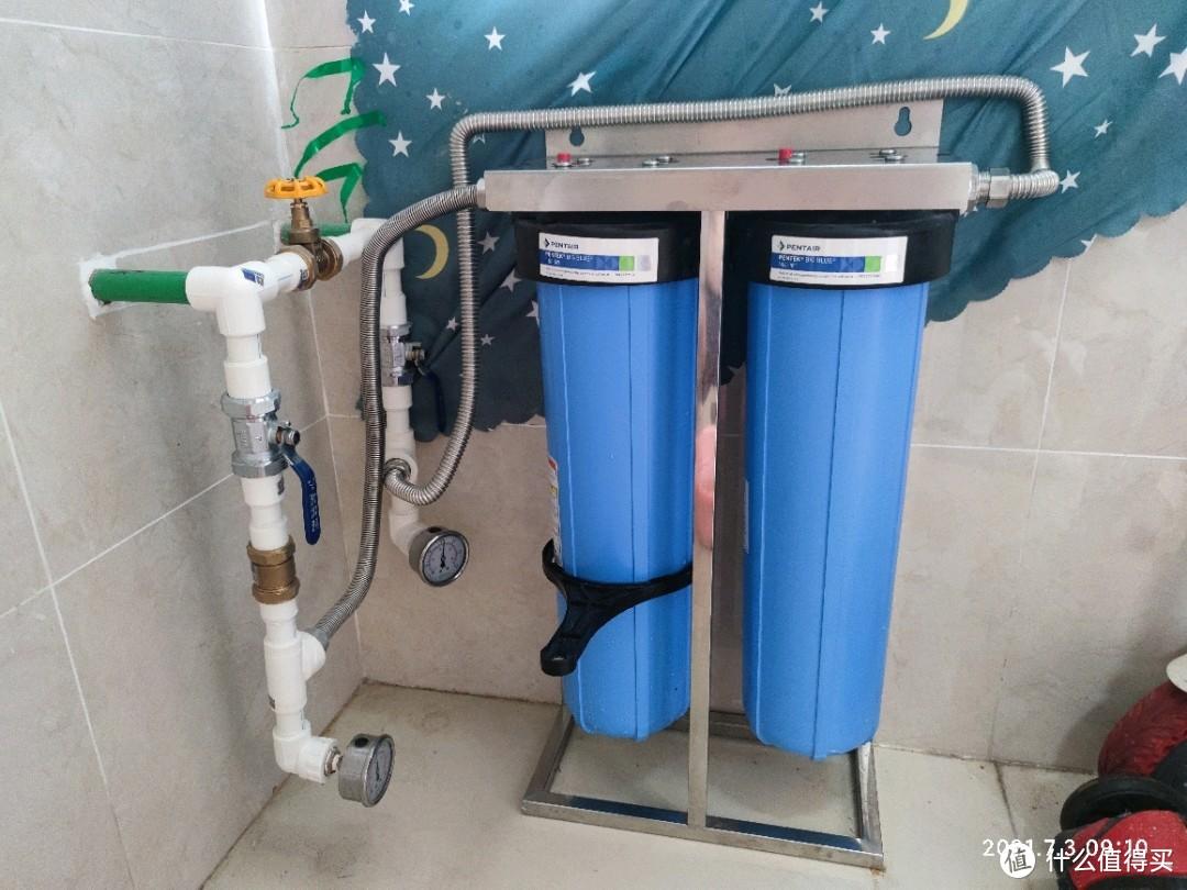 家用净水使用经验