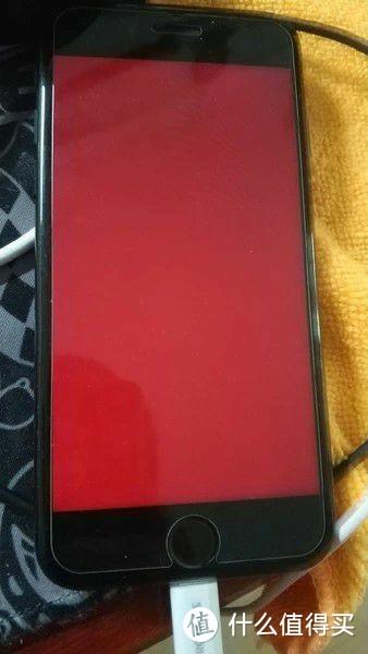 iPhone7刷机红屏