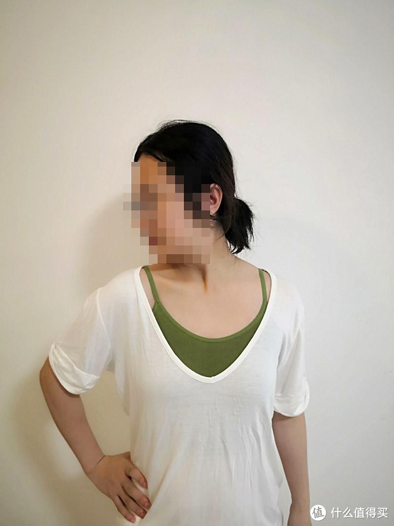 爱慕半夏无托背心式文胸AM175701入手体验:设计精致、穿感舒适 强烈推荐给小姐妹们