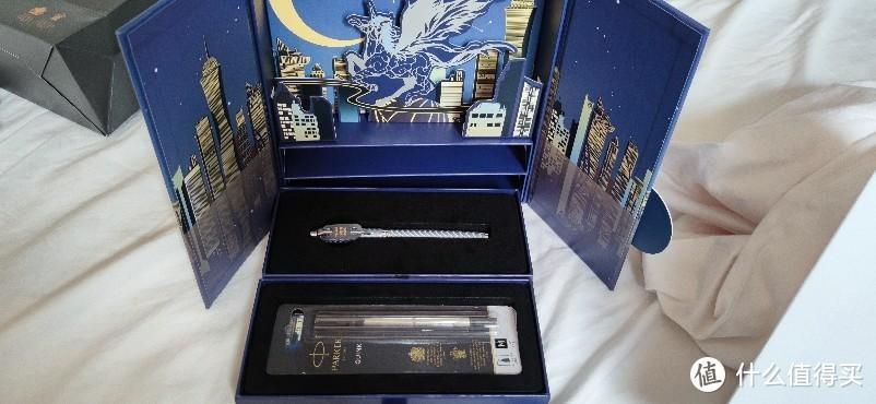 爆赞!送给男性长辈的生日礼物之派克签字笔IM金属系列