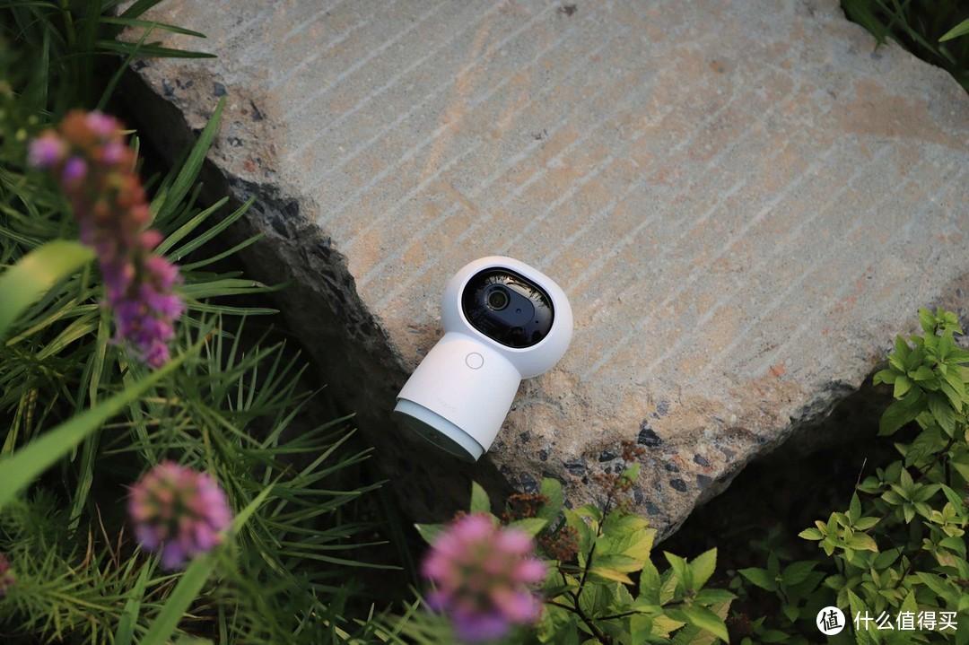 家庭大管家,给你360°的守护-绿米Aqara智能摄像机G3