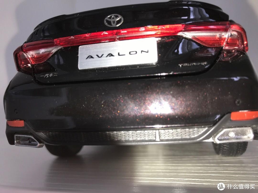 白菜价的丰田亚洲龙车模哪里有?一汽丰田亚洲龙模型简评
