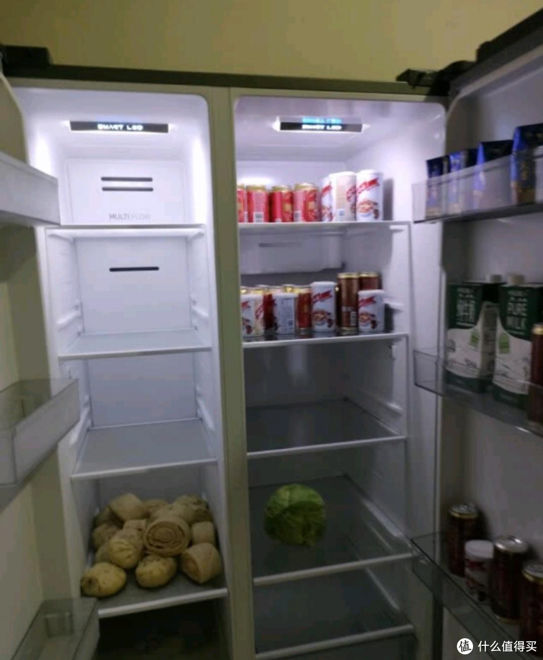 我的鲜生活-创维四维鲜净系列625L双开门冰箱到底值不值得入?