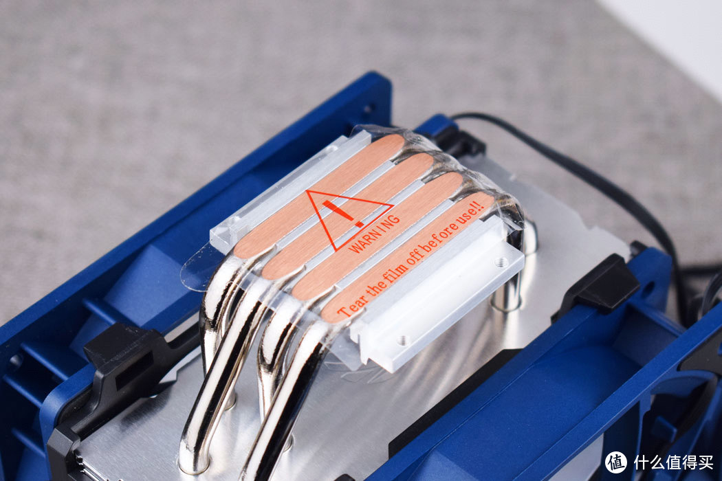 安装前记得撕掉底座保护贴