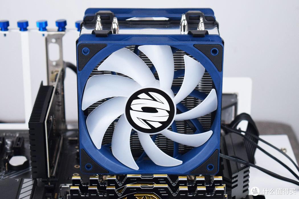 百元级散热的进化,ZEROZONE泽洛P4双擎版散热器开箱试玩