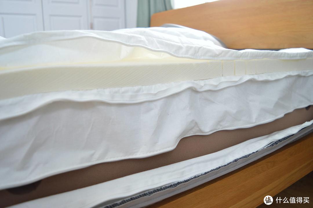 躺平青年的睡眠好物!8H黑金刚大口径独立弹簧乳胶床垫深度体验