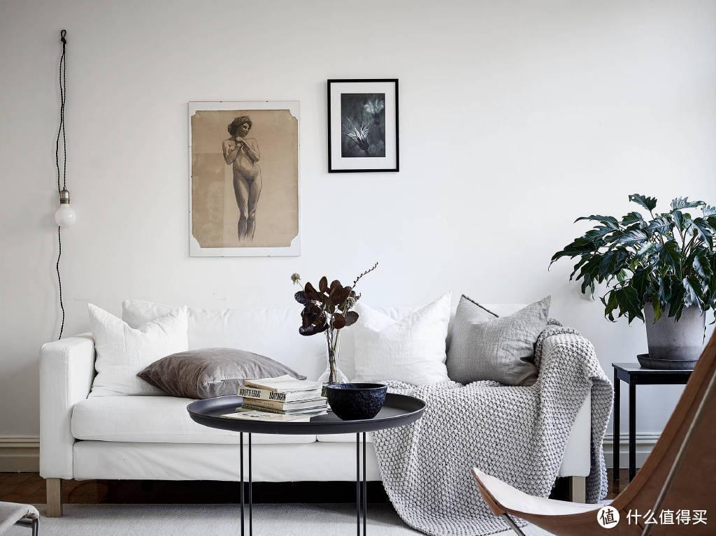 一款合适的沙发,就像是给身体找了一个家