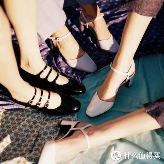 """90年代少女感爆棚的""""玛丽珍高跟鞋"""",这个夏天你值得拥有!"""