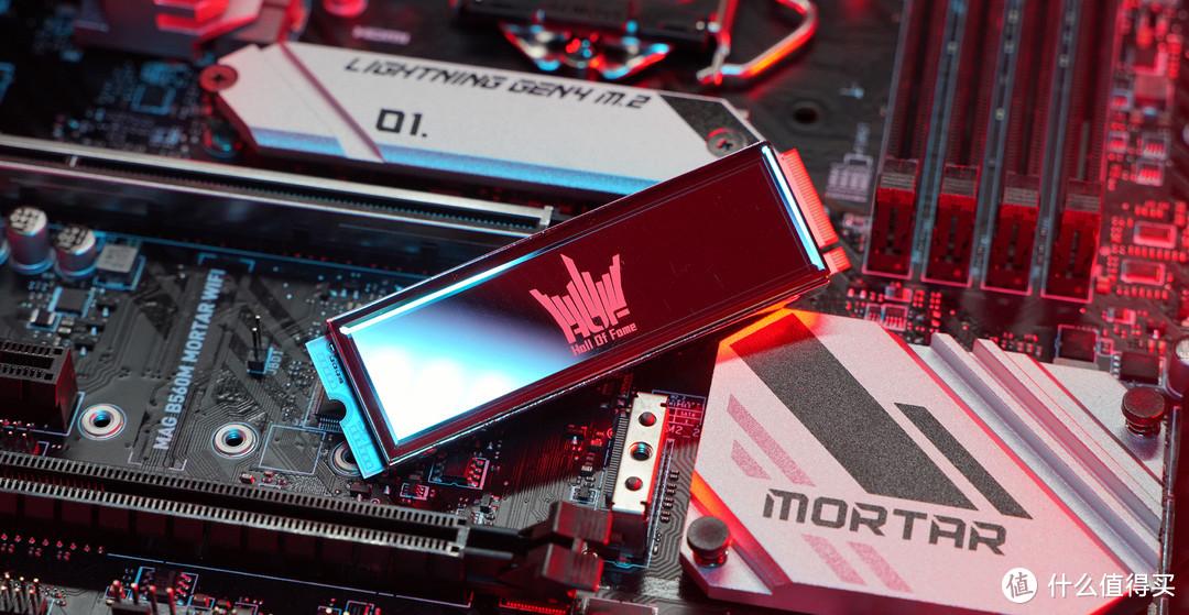 高颜值更有实力 影驰HOF EXTREME PCIe4.0 SSD体验