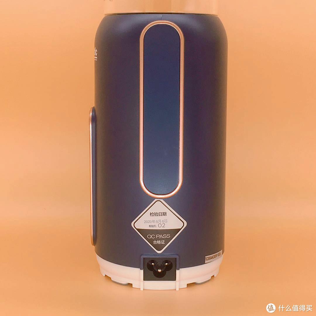 始于颜值,为家里添上一抹英伦蓝!Baumatic迷你破壁机测评!