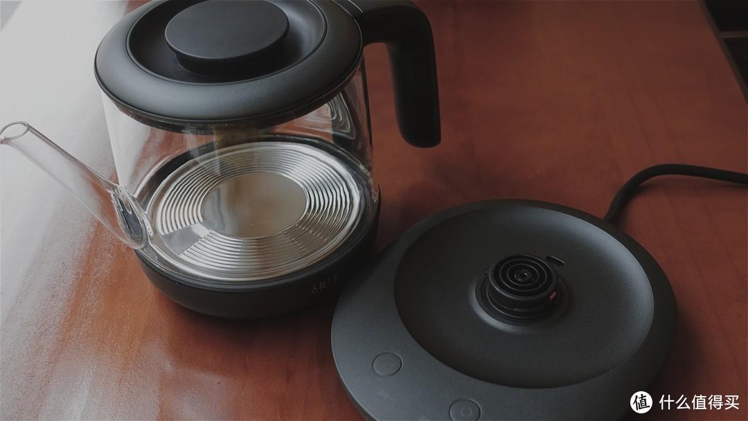 对自己好一点:入一TA0101理想冲泡静音恒温电水壶开箱体验