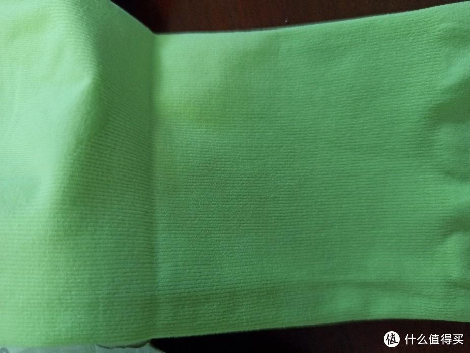 淘宝上买的夏日防晒冰袖开箱展示。