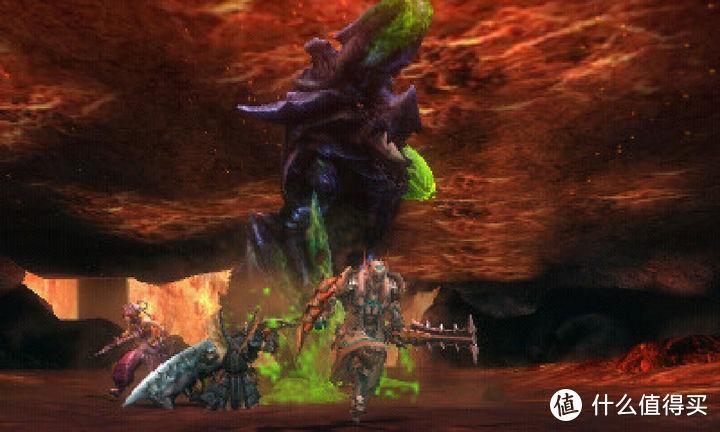 碎龙是系列里我最喜欢的怪物,没有之一