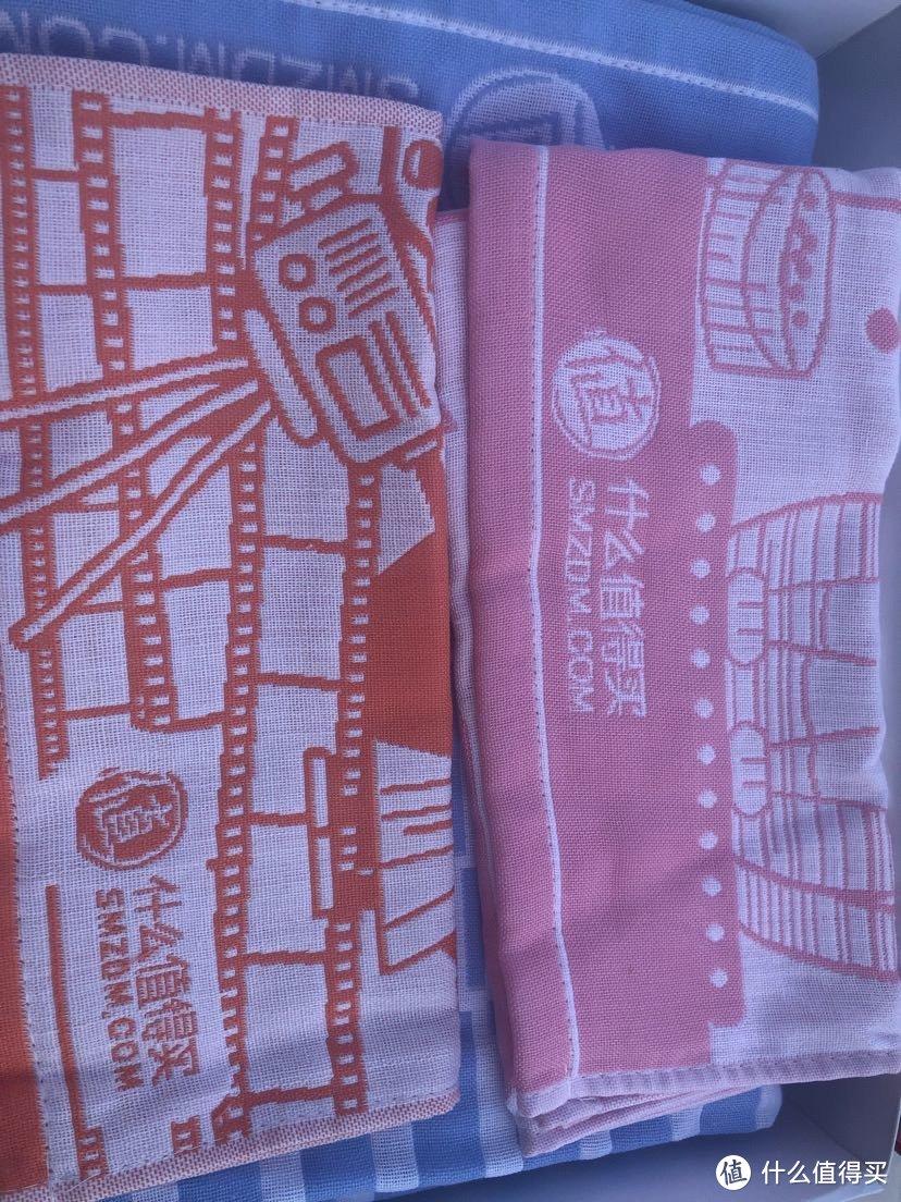 美好居家生活官:什么值得买毛巾三件套,诠释了居家生活的必需品