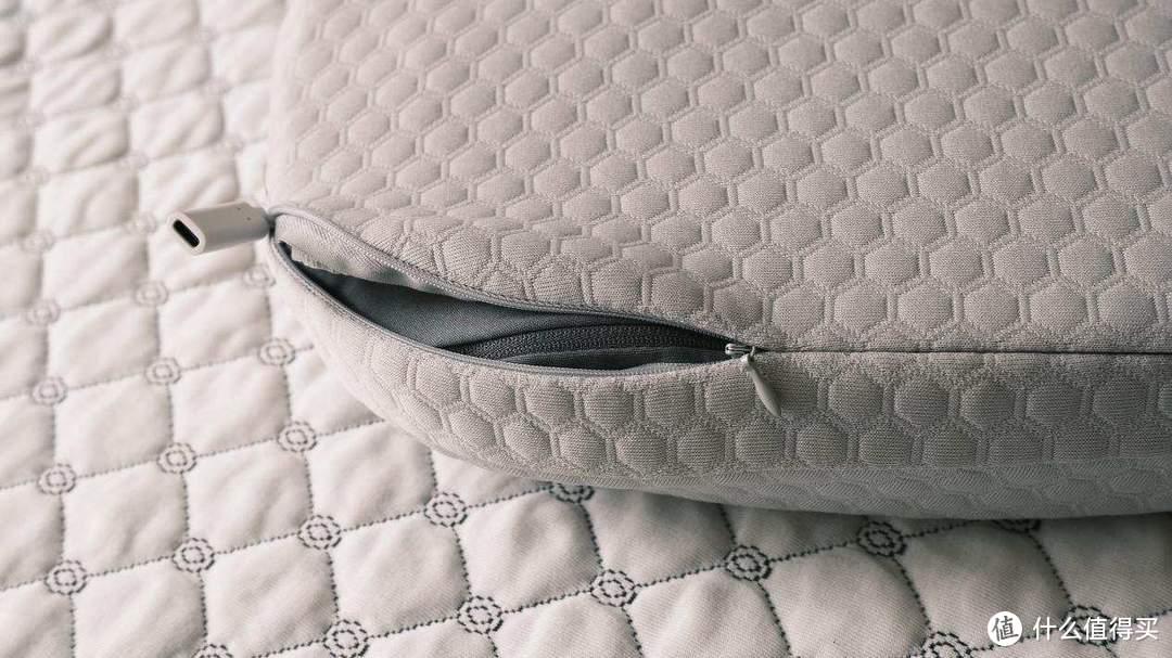 睡眠好帮手,按摩、助眠、叫醒、智能控制的按摩枕