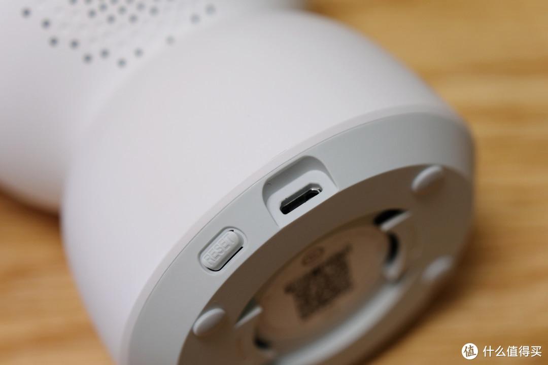 家庭安防好帮手,小白智能摄像机A2 体验