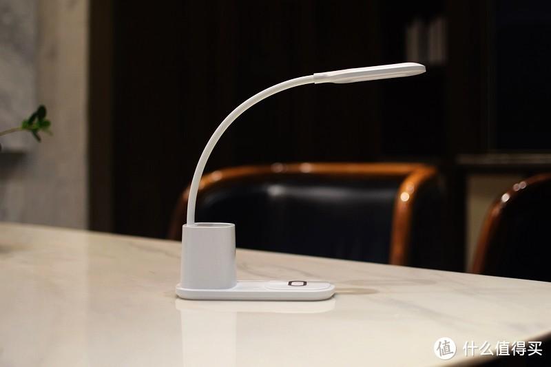 台灯/无线充电座/笔筒 FSL小易多功能无线充电台灯
