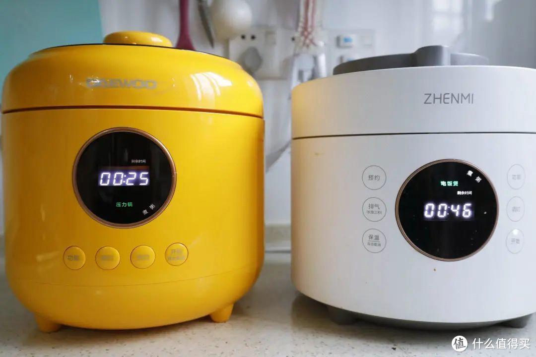 蒸煮炖,自用压力锅对比横评,传统电子哪种更好用?