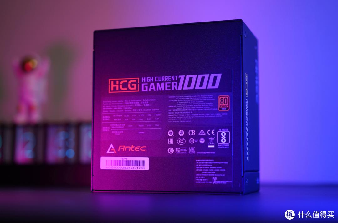 10年只换不修的底气可能在这!安钛克HCG 1000金牌全模组电源拆解
