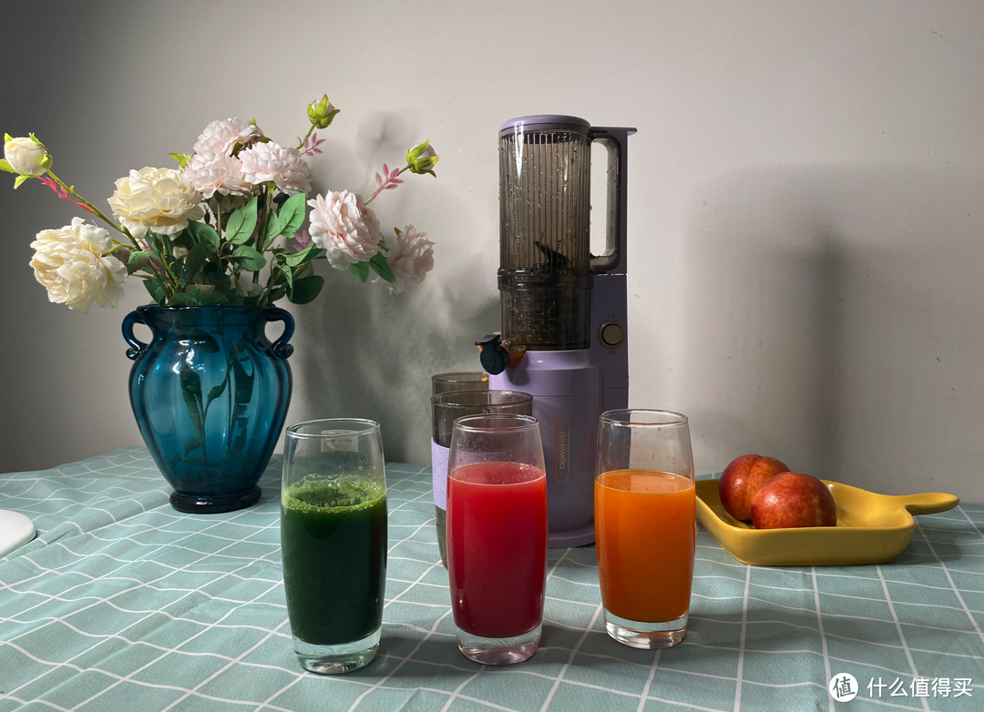 美好的一天先从一杯鲜榨果汁开始,大宇原汁机带来的快乐
