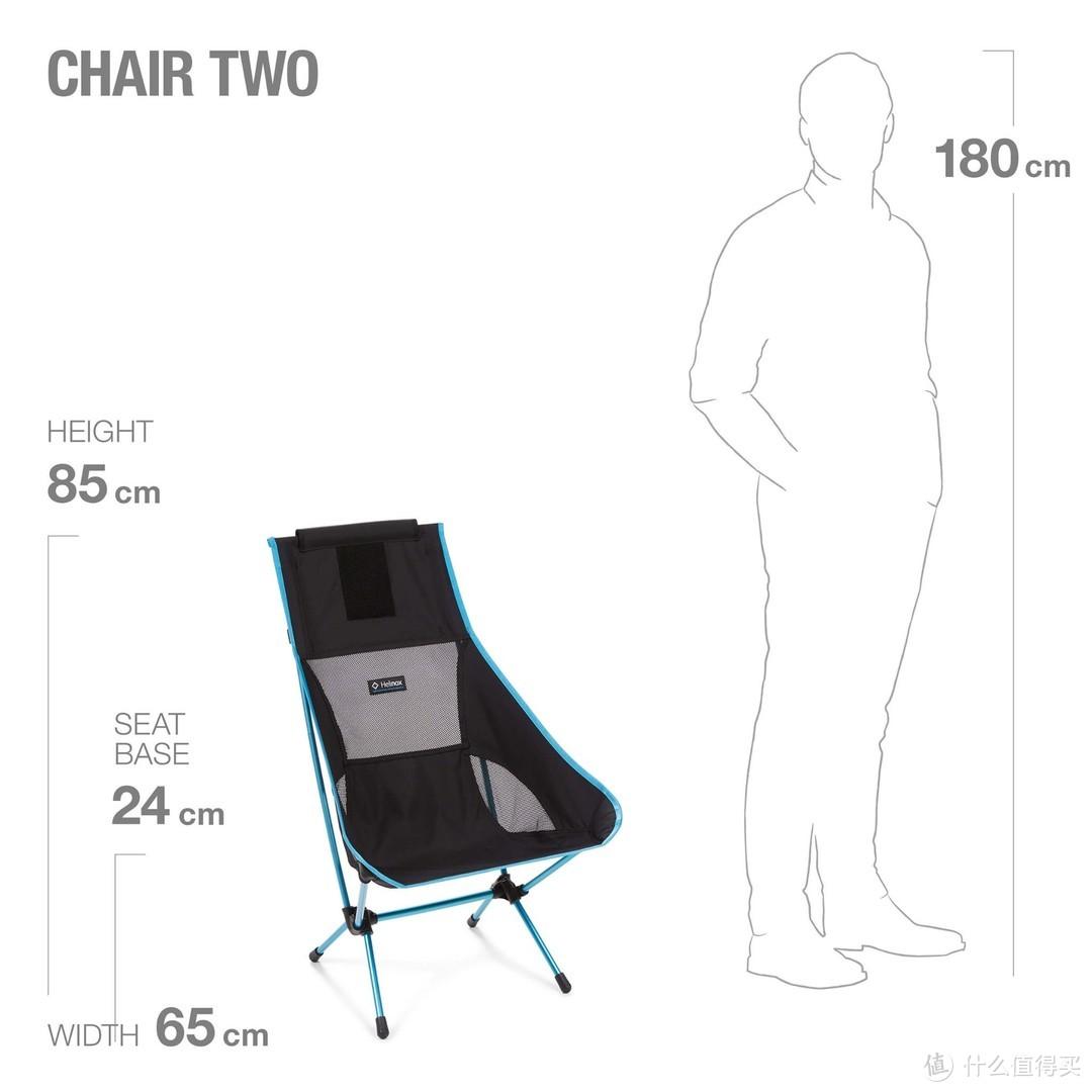 值友户外椅新选择:功能性与潮流属性兼备的Helinox