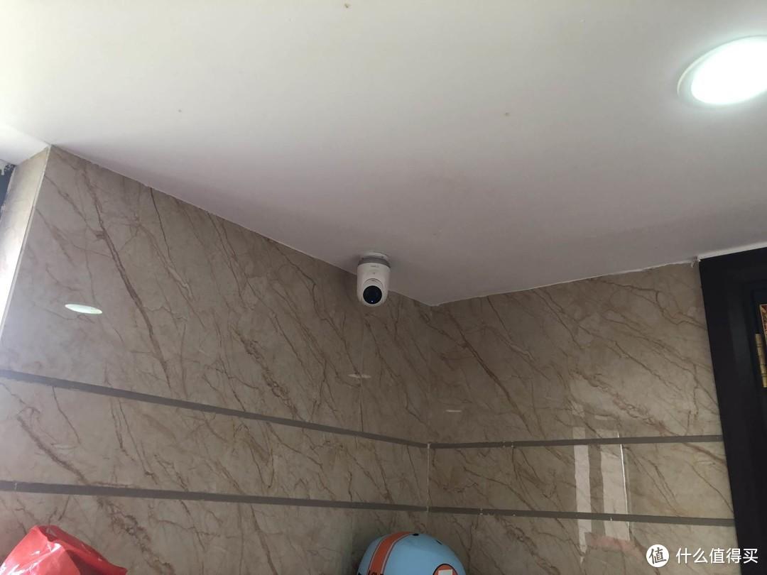 神兽们都放假了,装个摄像头很有必要-360智能摄像机云台7P高清版