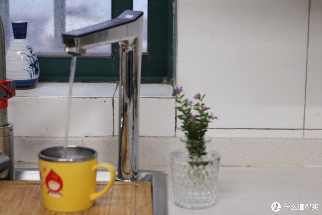 净水器带加热=扔掉热水壶——佳尼特橱下净热一体机 晒单