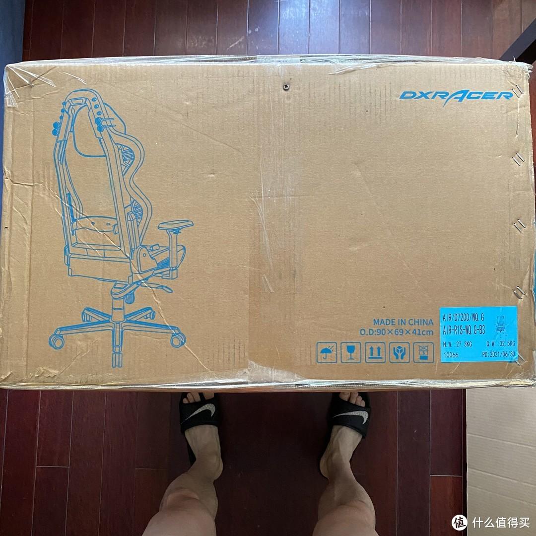 不闷热,不出汗,夏天游戏工作必备的迪锐克斯AIR电竞网椅